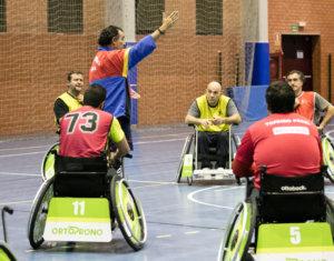Deporte Adaptado Máster Gestión Deportiva