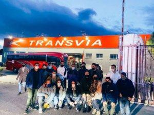 Base de autocares Viajes Transvia