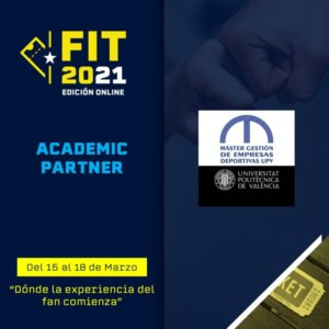 FIT - Aademic Partner - MGED UPV