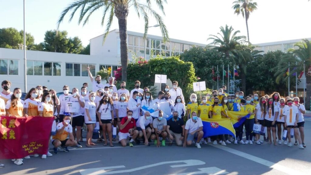 Lope de Vega recibe a equipos Campeonato de España Absoluto de Tenis Playa